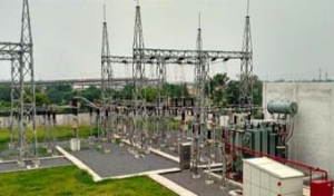 7 66 KV Yard at Mukundpur, Delhi