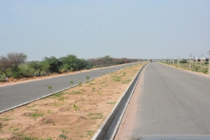Bikaner Phalodi Highway Project- 4 lane 1