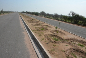 Bikaner Phalodi Highway Project- 4 lane 2