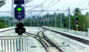 Seremban Gemas Double Tracking Project, Malaysia